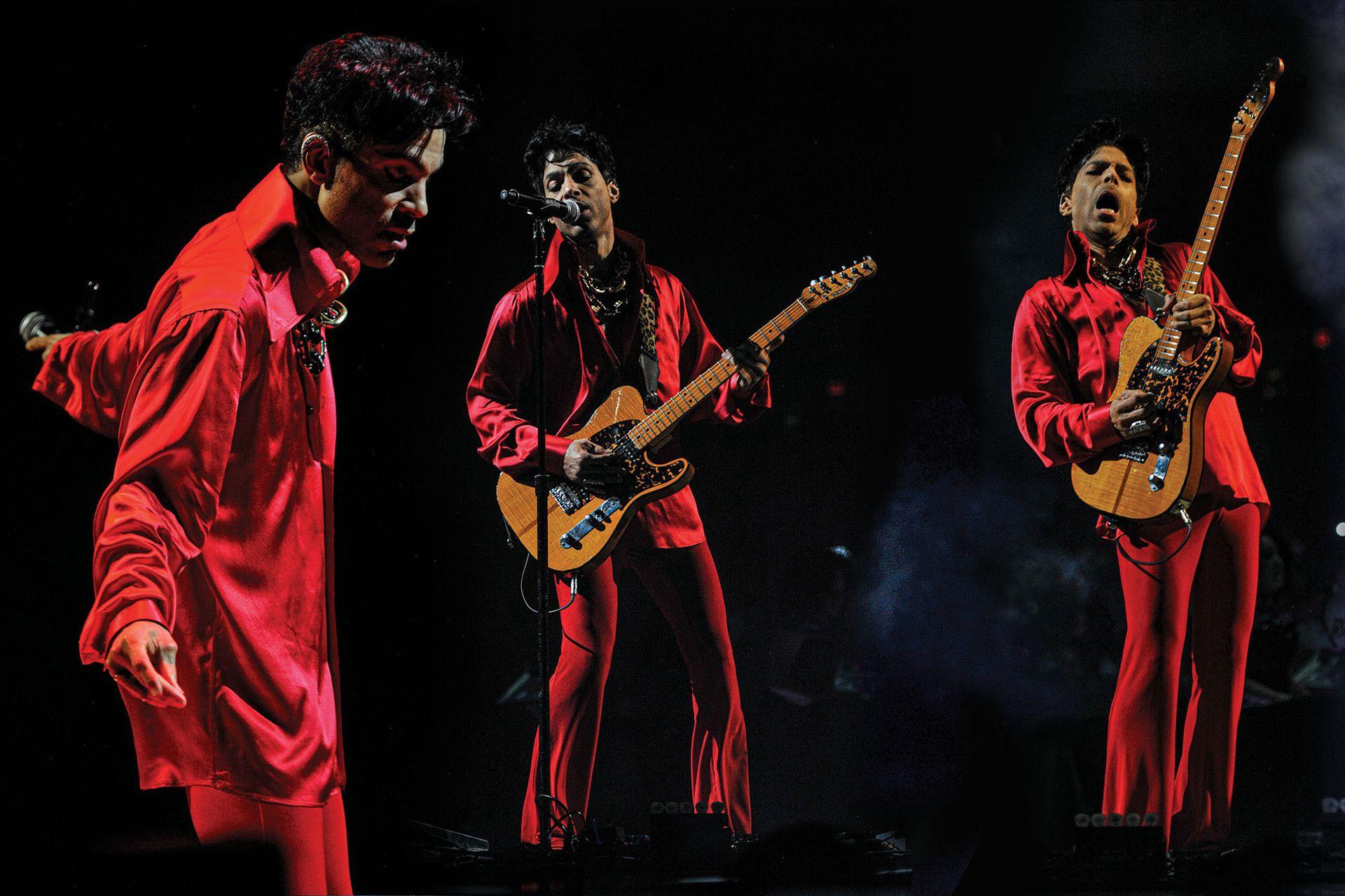 A más de cinco años de su muerte se edita Welcome 2 America, un disco que Prince grabó y guardó en 2010