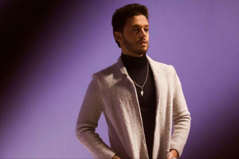 Ruggero Pasquarelli se prepara para lanzar su segunda canción