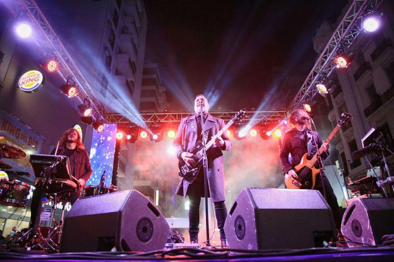 La noche de la música fue un éxito con una variada propuesta de shows gratuitos