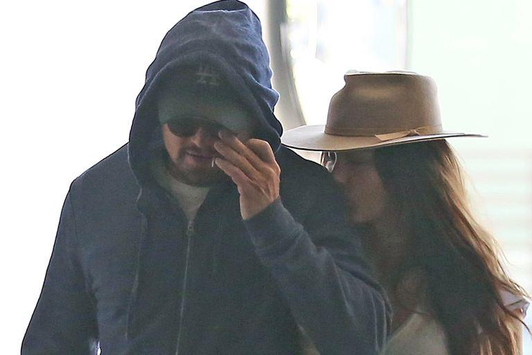 Leonardo DiCaprio y Camila Morrone ya no se ocultan más
