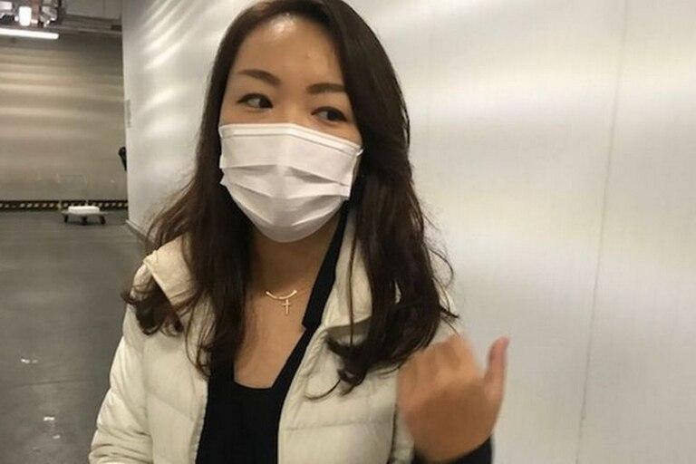 """Angeline Liu vende vía WeChat y dice que es parte de """"la vida cotidiana"""""""