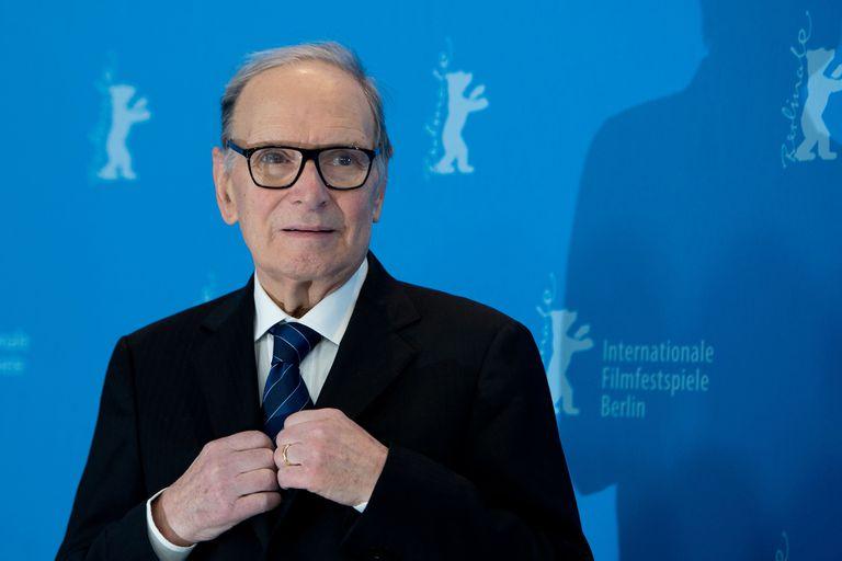 Ennio Morricone tenía 91 años