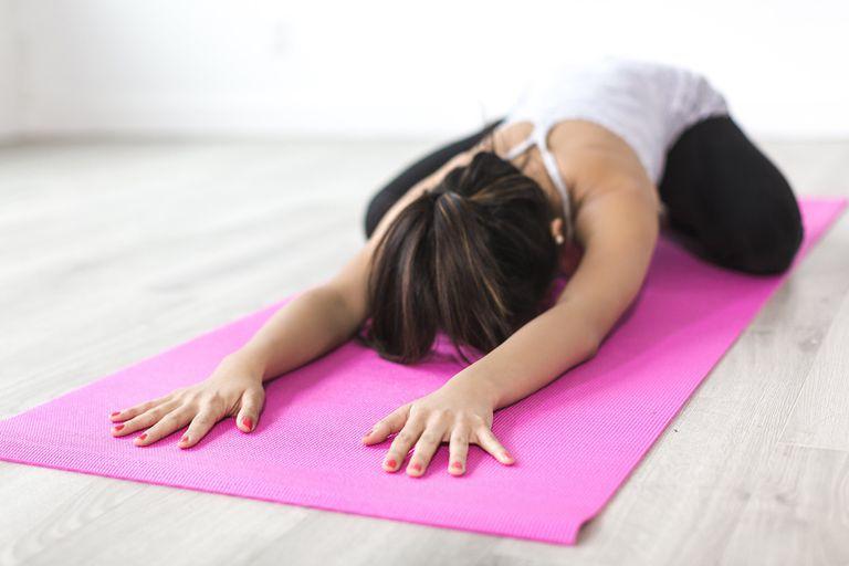 Tomarse un rato para meditar y estirar, una de las claves para lograr los objetivos que uno se propone.