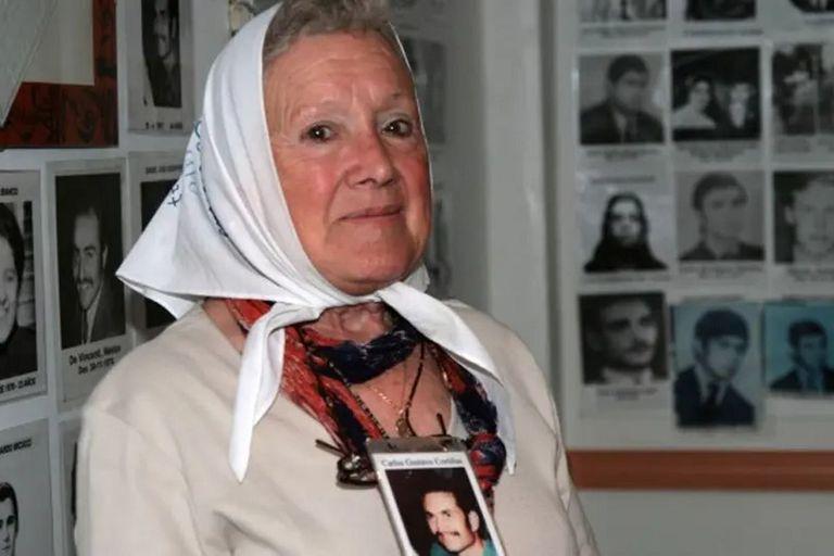 """La referente de Madres de Plaza de Mayo Línea Fundadora exigió una """"rectificación pública"""" y afirmó que """"no hay posibilidad de reconciliación con los genocidas"""""""