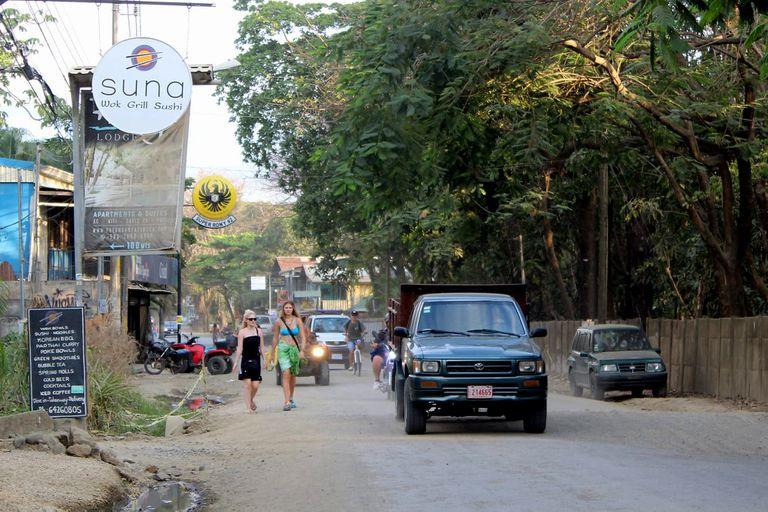 El pueblo está ubicado a 160 kilómetros de San José