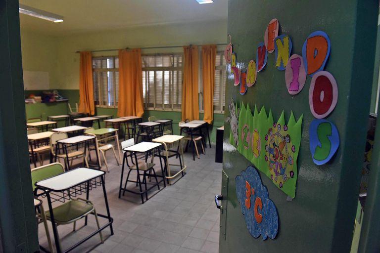 Los docentes porteños y bonaerenses preparan un paro tras las vacaciones