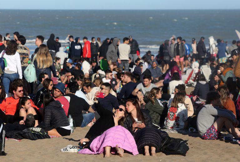 Durante este fin de semana extralargo, por Mar del Plata pasaron casi 170.000 turistas