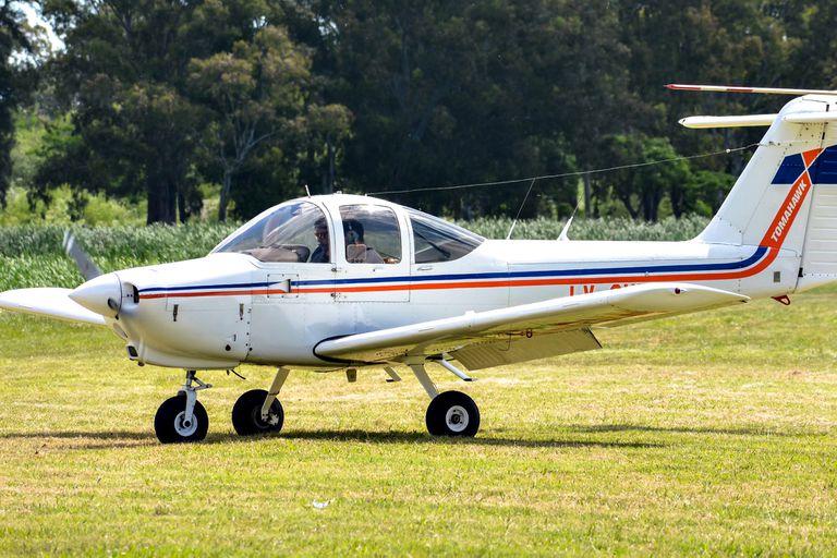 El Piper PA-38-112 Tomahawk LV-OHN