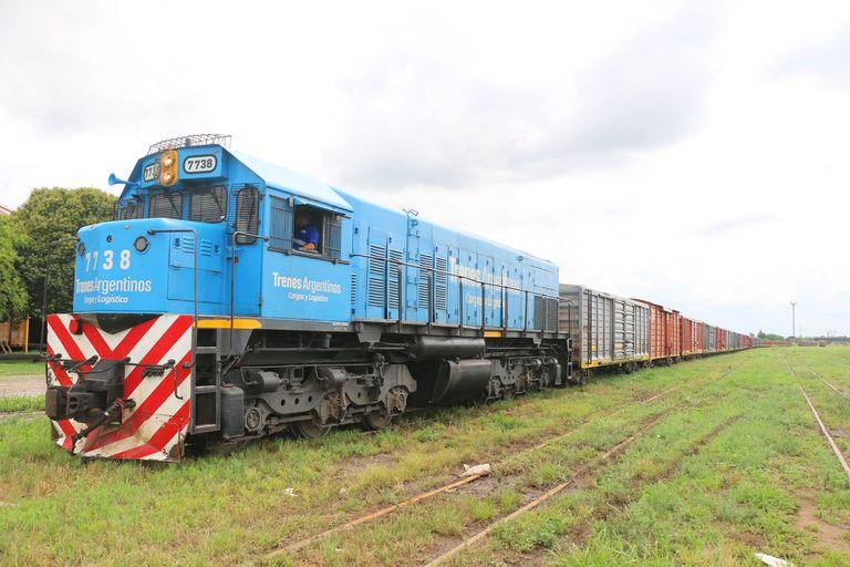 En 2023 comienza la desregulación de los trenes de carga