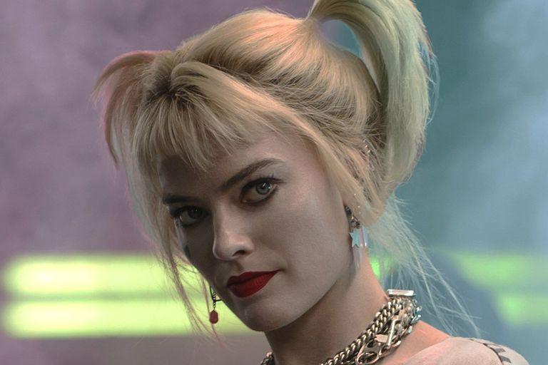Margot Robbie, productora y protagonista de Aves de presa: la fantabulosa emancipación de una Harley Quinn