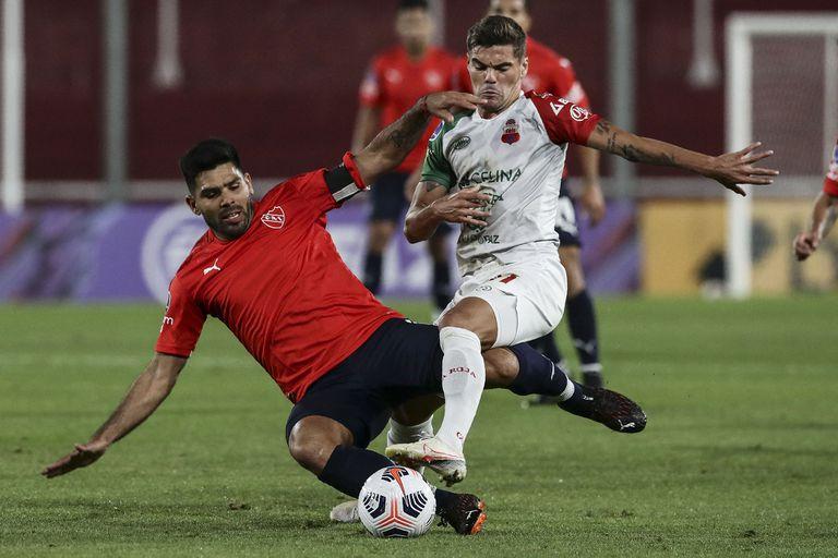 Independiente ganó 1 a 0 y e clasificó a los octavos de la Copa Sudamericana