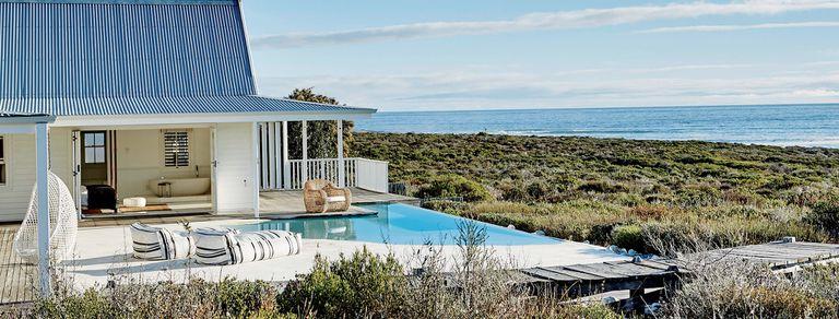Una casa en Sudáfrica que es un paraíso de fin de semana