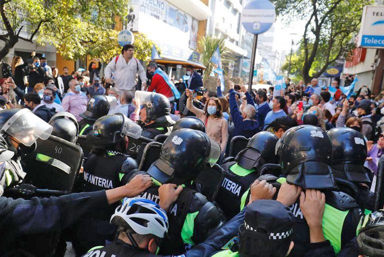 Protesta del campo en Tucumán