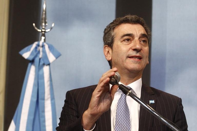 El ex ministro de Interior de Cristina Kirchner, Florencio Randazzo