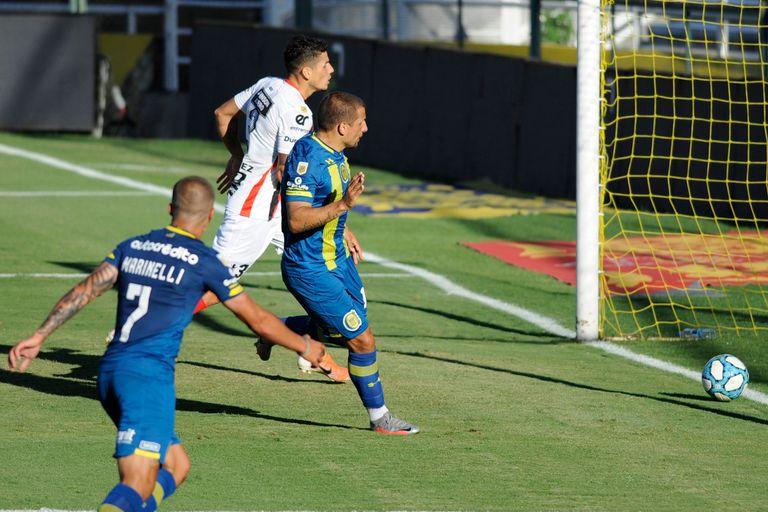 Rosario Central. Una goleada a Patronato 4-0 que les da impulso a los juveniles