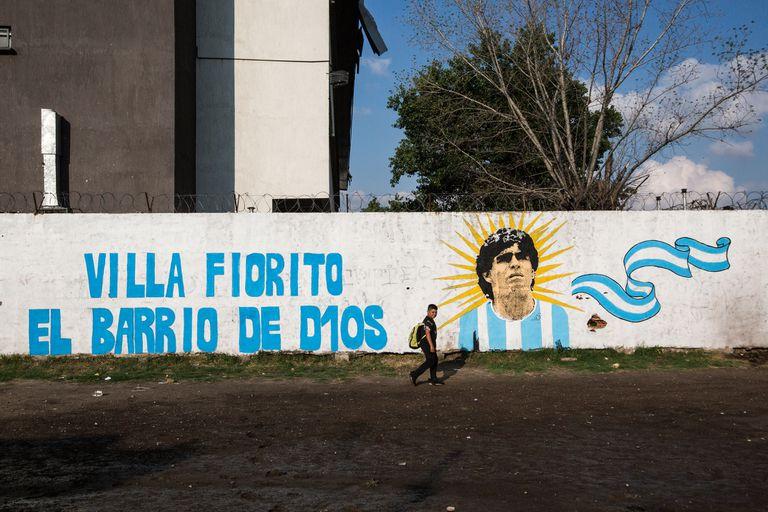 Declaran Lugar Histórico Nacional la casa natal de Diego Maradona