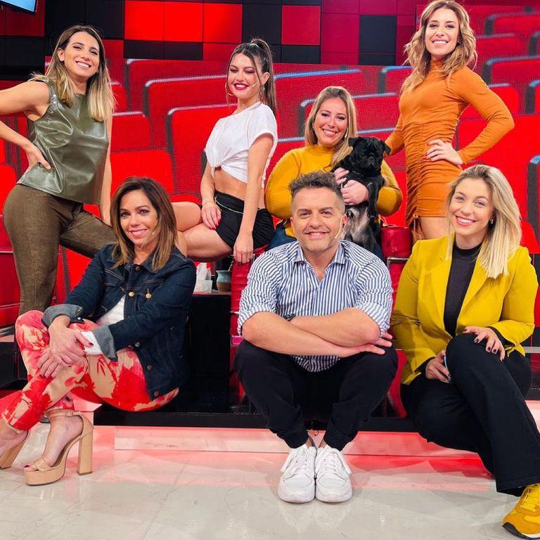 Mar Tarrés limó asperezas con las angelitas en su debut como panelista de Los ángeles de la mañana (eltrece)