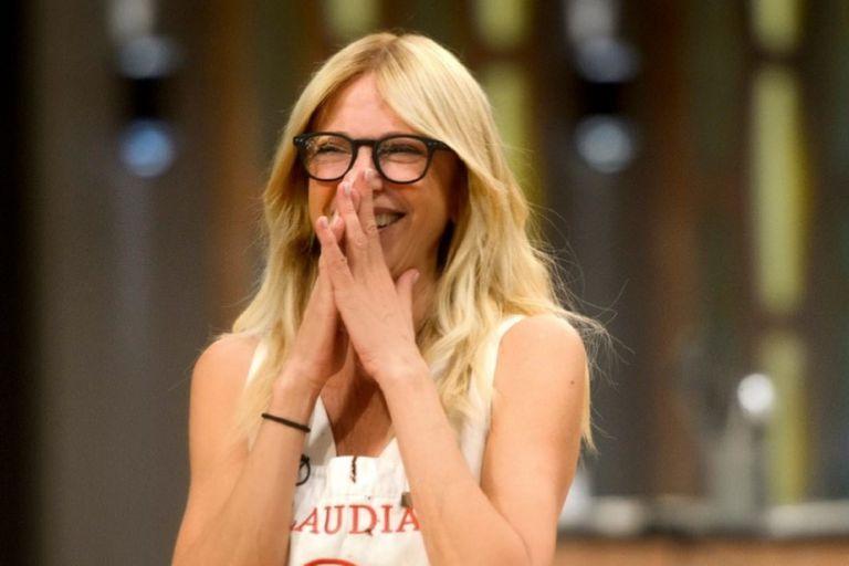 Claudia Fontán mintió en MasterChef Celebrity y fue sancionada por el jurado: deberá ir al duelo siempre mientras permanezca en el certamen