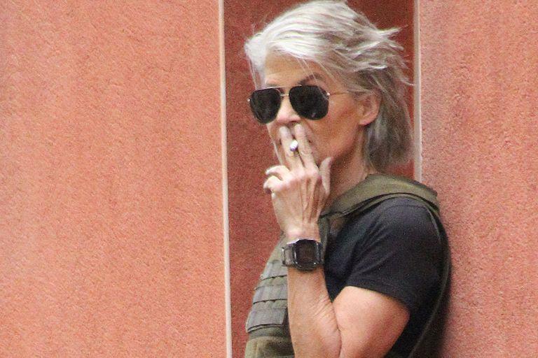 Así está hoy Linda Hamilton: a los 61, vuelve a ser Sarah Connor en Terminator 6