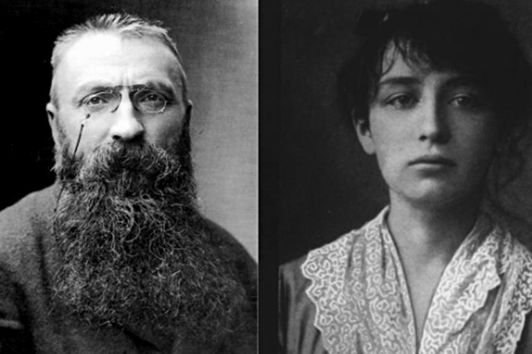 Musa, modelo y amante, Claudel ya era una escultora promisoria cuando conoció a Rodin, en 1883