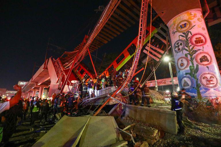 Se van a investigar las causas por las que colapsó el puente