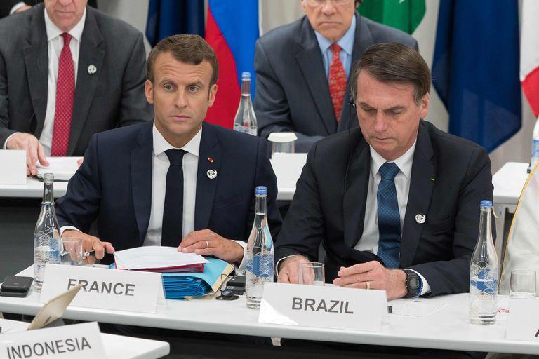 """""""¡Gran día!"""": Bolsonaro celebró por Twitter el acuerdo entre el Mercosur y la UE"""