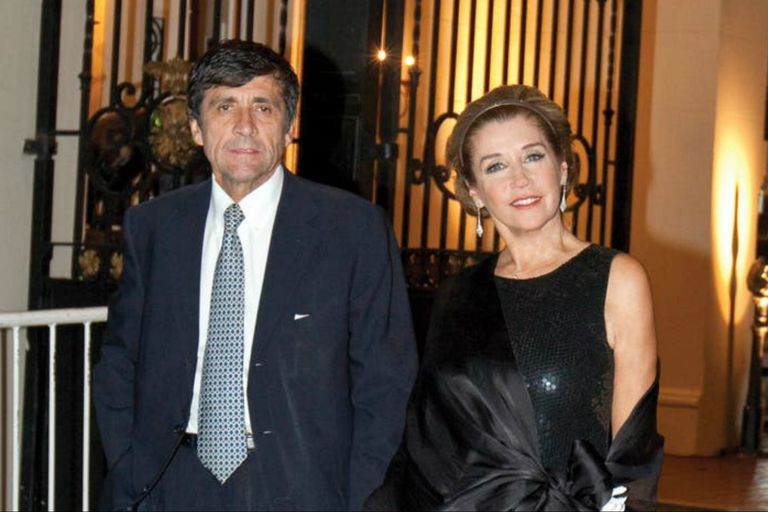 Marcos Gastaldi y Marcela Tinayre