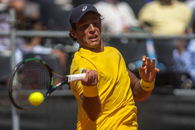 El tenista brasileño Souza, otra vez suspendido por corrupción