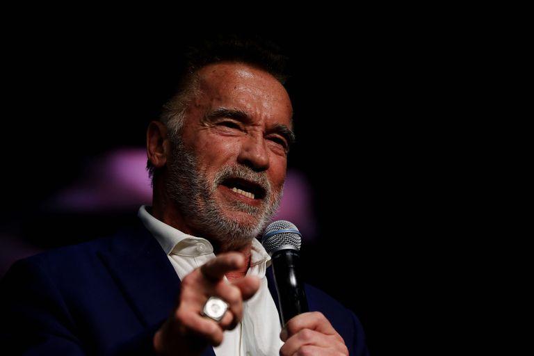 Schwarzenegger contó cómo hizo Chris Pratt para pedirle la mano de su hija