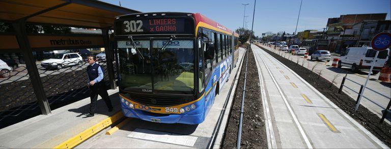 Morón: en octubre inaugurarán el Metrobus del Oeste