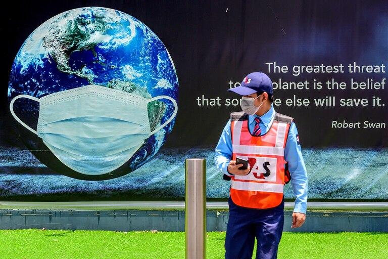 Día de la Tierra: las emisiones se recuperan de la pausa verde de la pandemia