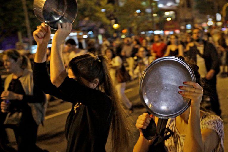 El cacerolazo del 13 de septiembre fue el mayor éxito de los ciberactivistas
