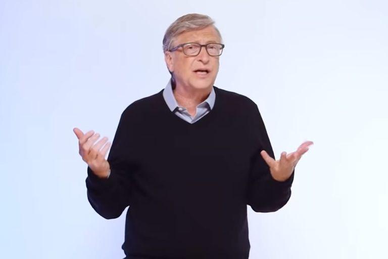 Bill Gates. Qué dijo el fundador de Microsoft sobre las nuevas crisis globales