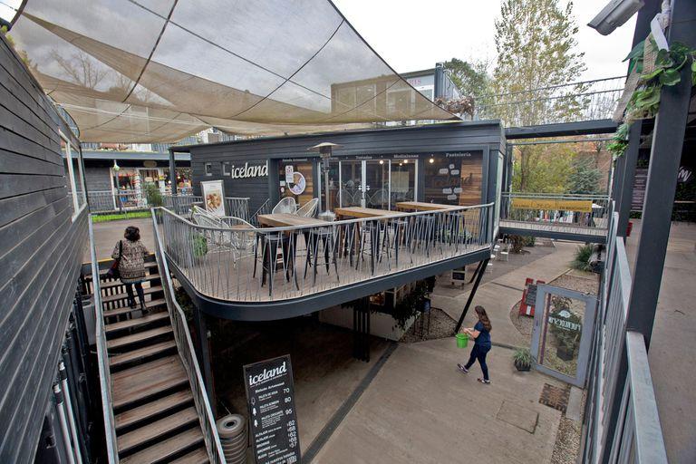 Locales gastronómicos en lugares inéditos