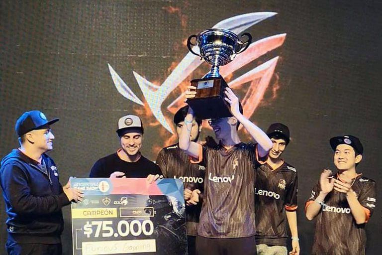 El equipo Furious Gaming logró pasar a las instancias finales del World Electronic Sports Games que se llevará a cabo en China