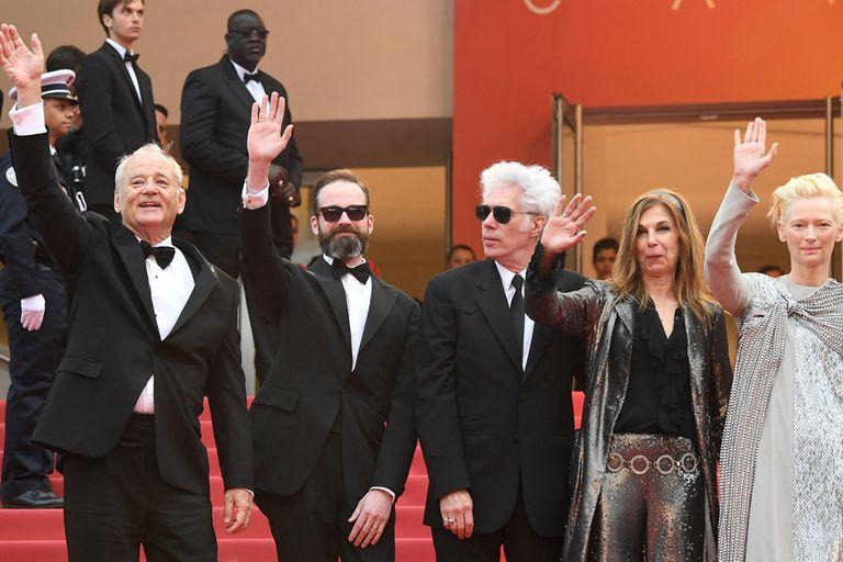 Zombies, política y glamour, el particular cóctel del Festival de Cannes