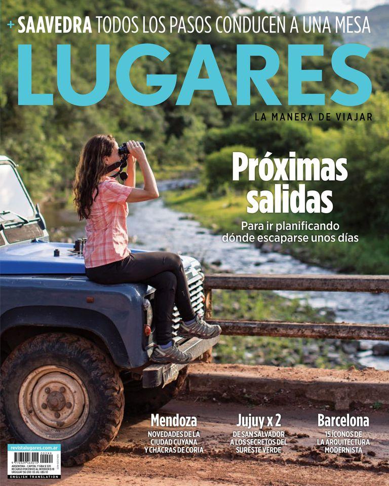Revista Lugares 299. Marzo 2021