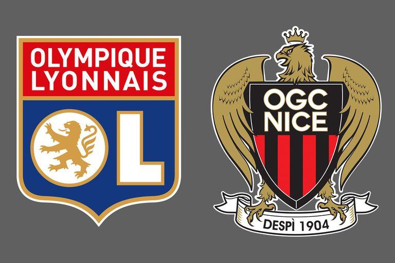 Lyon - Niza, Ligue 1 de Francia: el partido de la jornada 38