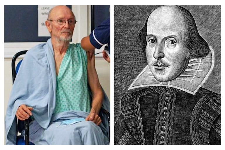 """""""Murió Shakespeare"""": el error de la periodista de Canal 26 llegó a los medios del mundo"""