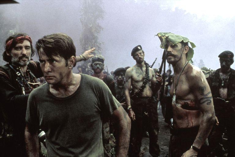 La historia de la Guerra de Vietnam a través de grandes películas