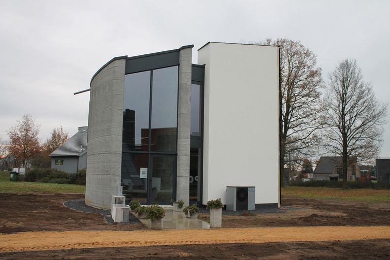 Impresión 3D. Construyeron una casa en tres semanas y costó 70% menos