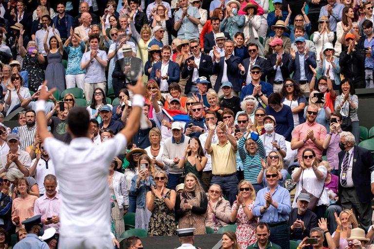 Novak Djokovic continúa quebrando marcas: ya es una leyenda del tenis mundial