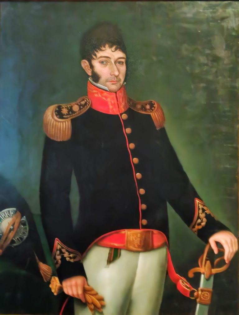 """Nicolás Rodríguez Peña se encontraba exiliado en Chile por motivos políticos. Su mujer, Casilda Igarzábal, publicó la quinta y la """"Jabonería de Vieytes"""" para su venta."""