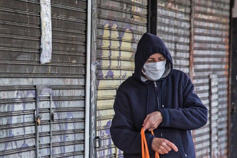 Coronavirus en Argentina: casos en Juan Bautista Alberdi, Tucumán al 31 de agosto