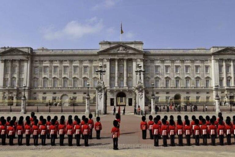Palacio de Buckingham, Londres, Reino Unido