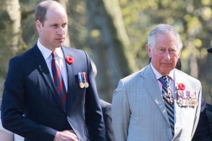 La decisión de William que hizo llorar al príncipe Carlos