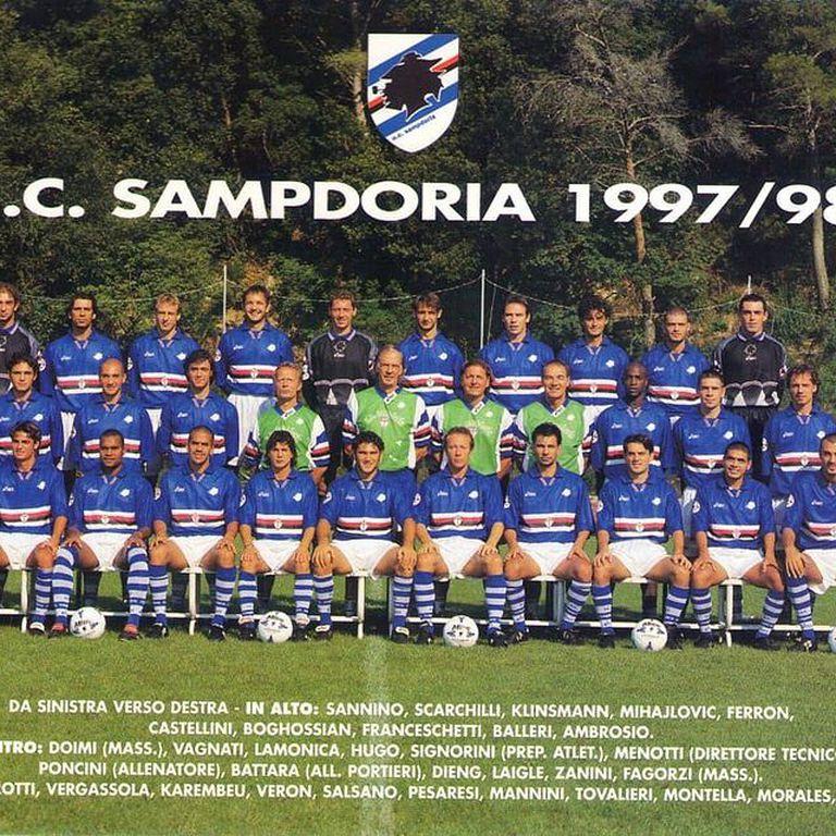 Fue preparador físico de Menotti en la Sampdoria, entre otros equipos.