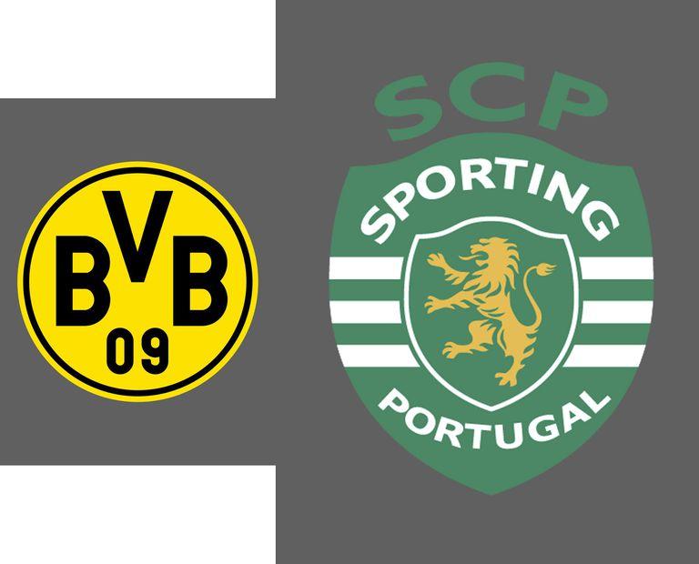 Borussia Dortmund venció por 1-0 a Sporting como local en el Grupo C de la Champions League