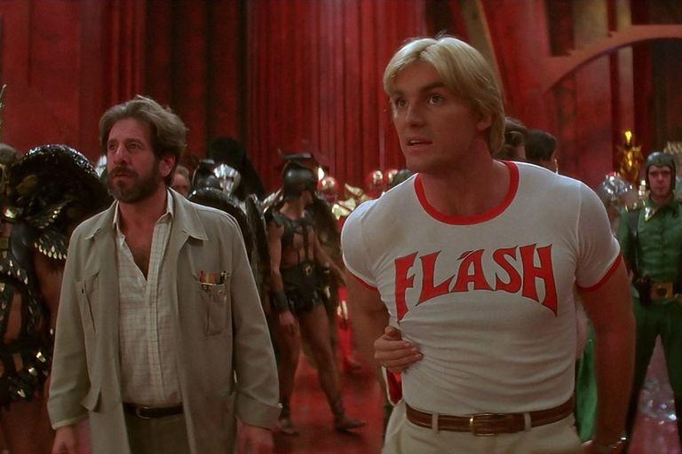 La versión de Flash Gordon dirigida por Mike Hodges fue un fracaso mayúsculo, solo salvado por la música de Queen