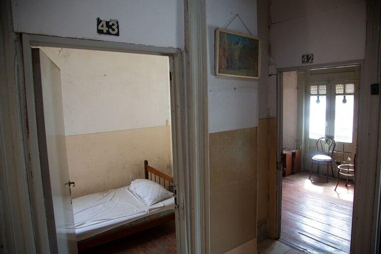 Las habitaciones 42 y 43 del Micky Hotel